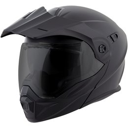 Scorpion EXO-AT950 Solid Modular Helmet Black