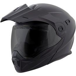 Scorpion EXO-AT950 Solid Modular Helmet Black
