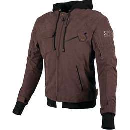Speed & Strength Off The Chain 2.0 Textile Jacket LS Brown