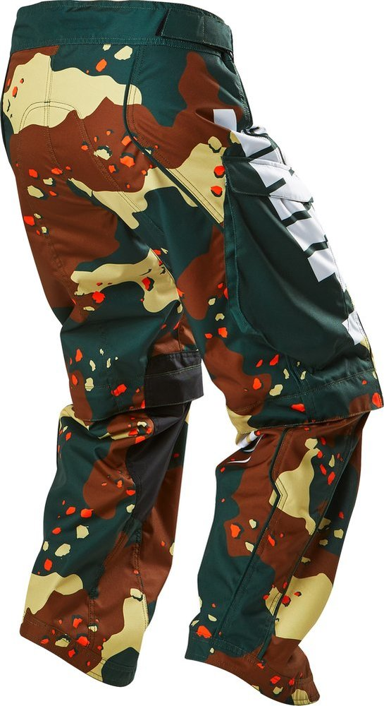 99 95 Shift Racing Mens Recon Camo Pants 222987