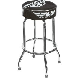 Fly Racing Chrome Bar Stool 369-9999