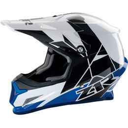 Z1R Rise Offroad MX Motocross DOT Approved Helmet Blue