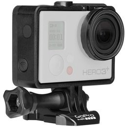 GoPro The Frame Mount Kit For Hero3/+ Hero4 Camera Black Black