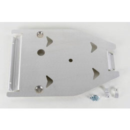 Aluminum Pro Armor Skid Plate Mid For Yamaha Grizzly 550 700
