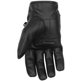 Black Brand Mens Challenge Mesh Gloves Black