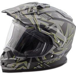 Fly Racing Trekker Nova Helmet Grey