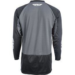 Fly Racing Mens Windproof Technical Jersey Black