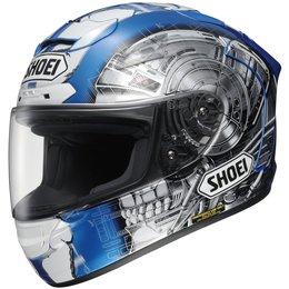 Blue Shoei Mens X-twelve X-12 X12 Kagayama 4 Replica Helmet 2013