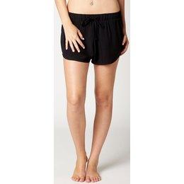 Fox Racing Womens Fling Soft Woven Lounge Shorts Black
