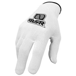 White Msr Glove Liners
