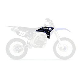 Factory Effex Metal Mulisha Shroud Graphic Kit For Yamaha YZ450F 2011-2013