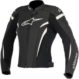 Alpinestars Womens GP Plus R V2 Airflow Leather Performance Riding Jacket Black