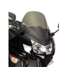 Zero Gravity Double Bubble Windscreen Smoke For Kawasaki Ninja 250R 08-11