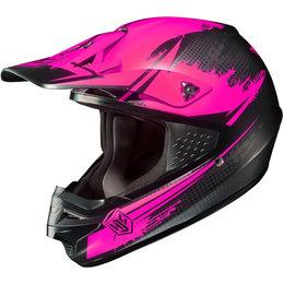 Flat Pink Hjc Womens Cs-mx Csmx Second Phase Helmet