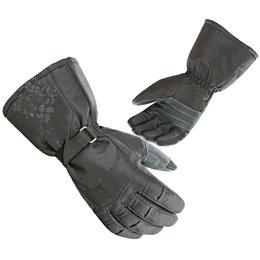 Black Joe Rocket Womens Sub Zero Textile Gloves