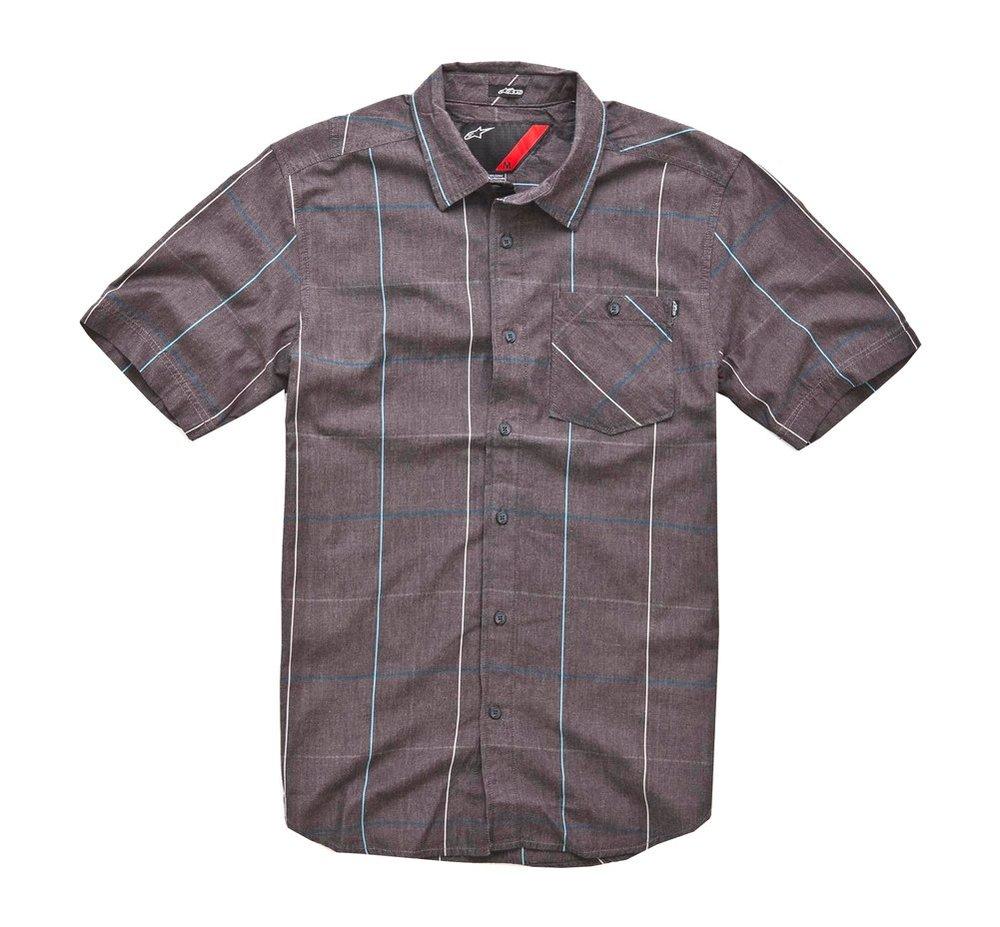 Alpinestars Mens Prosper Short Sleeve Button Front