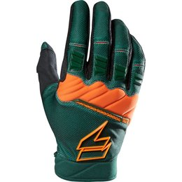 Shift Racing Mens Recon Camo Gloves Green