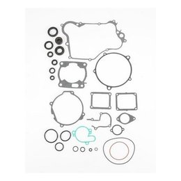 N/a Moose Racing Comp Gasket Kit With Oil Seal For Yamaha Yz-125 90-91