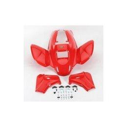 Maier Front Fender Fighting Red For Honda TRX-250EX 01-05