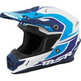 MSR SC1 Score Motocross MX Riding Helmet White