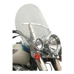 Clear Klock Werks Flare Billboard Windshield 18 For Harley Flstc F N