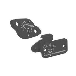 Hammerhead Cap For Front Brake Master Cylinder Black For KTM 65/85 SX 2006-2014