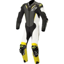 Alpinestars Mens Atem V3 1 Piece Leather Suit Black