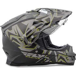 Fly Racing Trekker Nova Helmet Grey