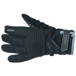 Divas Womens Versa Semi-Insulated Snowmobile Gloves Black