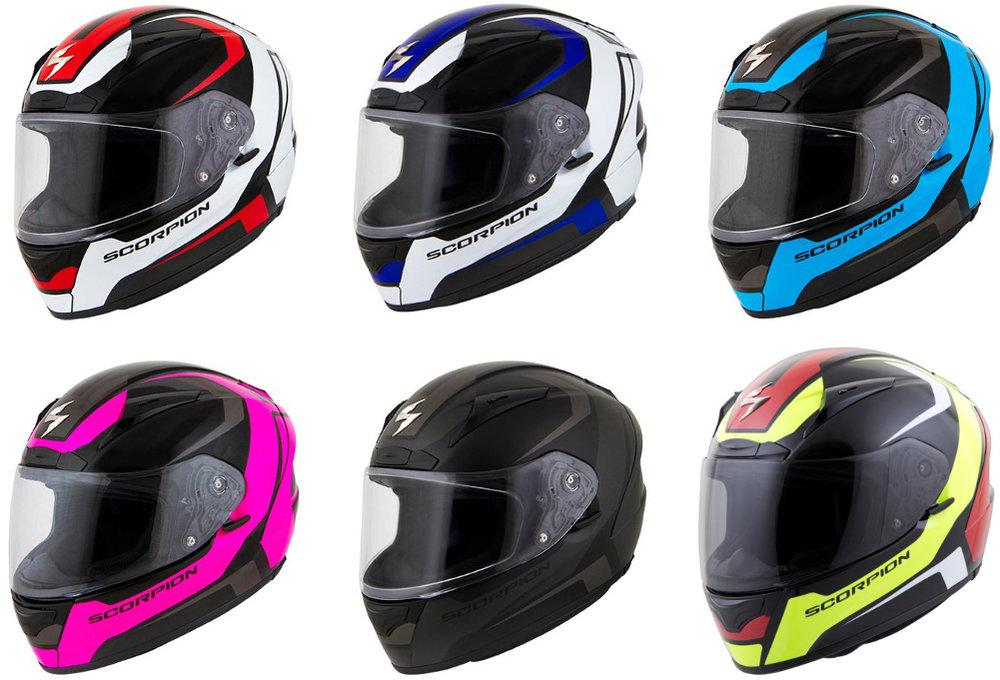 Pink, Medium 200-3324 ScorpionExo EXO-R2000 Womens Dispatch Full-Faced Helmet