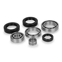 N/a Quadboss Differential Bearing Kit For Kawasaki Prairie 300 400