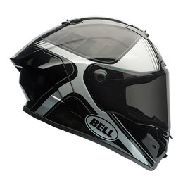 Bell Powersports Pro Star Tracer Full Face Motorcycle Helmet Black