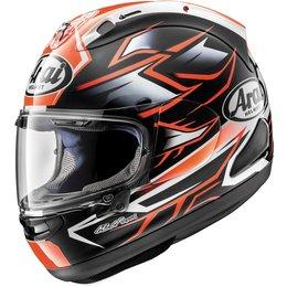 Arai Corsair-X Ghost Full Face Helmet With Flip Up Shield Red