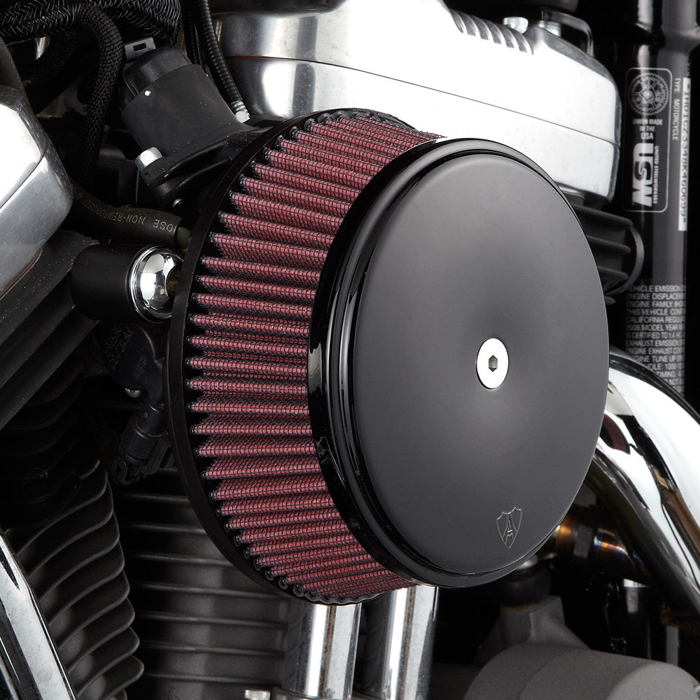 209 95 Arlen Ness Big Sucker Air Filter Kit W Cover 145895