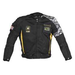 Black, Gray Camo Power Trip Army Delta Jacket Black Camo