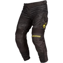 Klim Mens Mojave In The Boot MX Offroad Textile Riding Pants Black