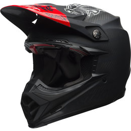 Bell Powersports Moto-9 Flex Fasthouse Day In The Dirt Helmet Black