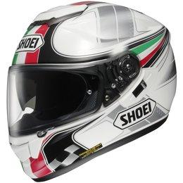 Green Shoei Mens Gt-air Regalia Full Face Helmet 2013
