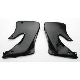 Acerbis Radiator Shrouds Black For KTM EXC-F SX-F XC/XC-W