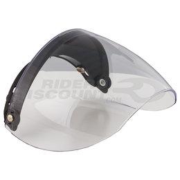 MXL Industries CL CS FG Armor Clad Anti-Scratch 3 Snap Flip Shield Transparent