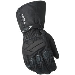 Black Cortech Womens Cascade 2.1 Snow Gloves 2014