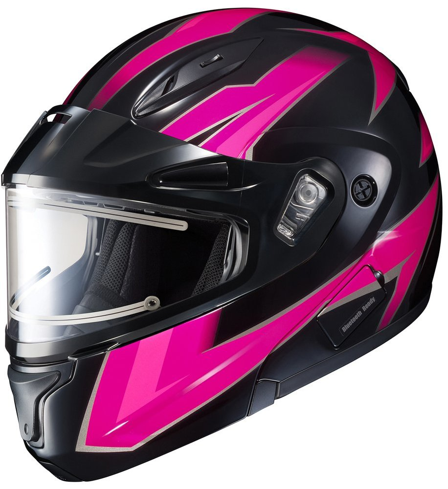 259 99 Hjc Womens Cl Max Ii 2 Ridge Electric Shield 231783
