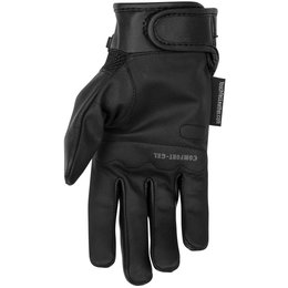 Black Brand Womens Tech Rider Touchscreen Mesh Gloves Black