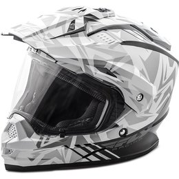 Fly Racing Trekker Nova Helmet White