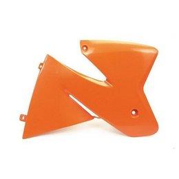 Acerbis Radiator Shrouds Orange For KTM EXC-F SX-F XC-W