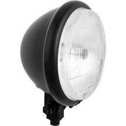 HardDrive Headlight Bottom Mount 5.75 Inches Black 20-6002BHD Black