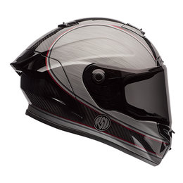 Bell Powersports Race Star RSD Chief Full Face Motorcycle Helmet Black