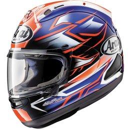 Arai Corsair-X Ghost Full Face Helmet With Flip Up Shield Blue