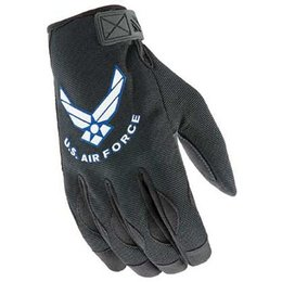 Black Power Trip Airforce Halo Gloves