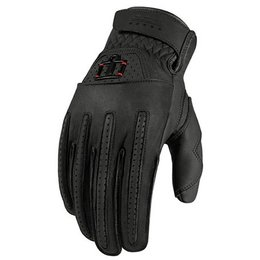 Black Icon 1000 Collection Rimfire Leather Gloves